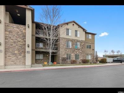 Pleasant Grove Condo Under Contract: 582 S 980 W #78
