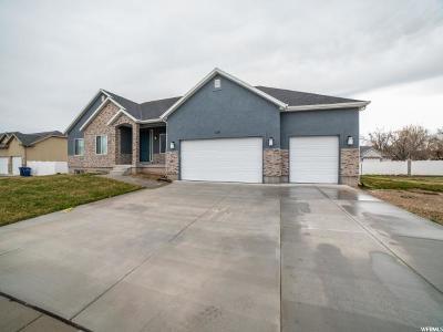 West Jordan Single Family Home For Sale: 1261 W Michaelsen Way