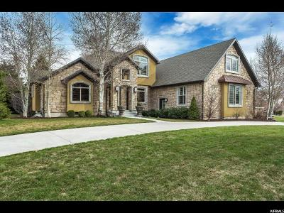 Highland Single Family Home For Sale: 6075 W Ridge Rd