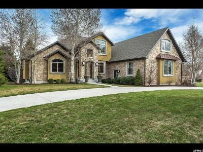 Highland Single Family Home Backup: 6075 W Ridge Rd