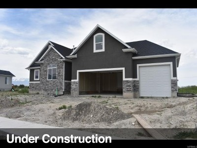 Tooele County Single Family Home For Sale: 5089 N Stratford Dr #315