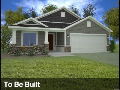 South Weber Single Family Home For Sale: 6809 S 700 E #105