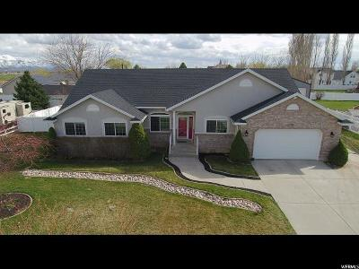 Weber County Single Family Home For Sale: 2729 W 1800 N