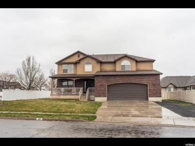 Layton Single Family Home For Sale: 482 N 3475 W