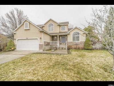 American Fork Single Family Home For Sale: 925 N 240 E