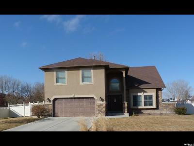 Tremonton Single Family Home For Sale: 211 S Hazel Pl E