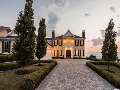 Draper Single Family Home For Sale: 13612 S Aintree Cv