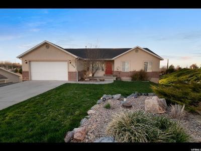Springville Single Family Home For Sale: 2024 S 300 E