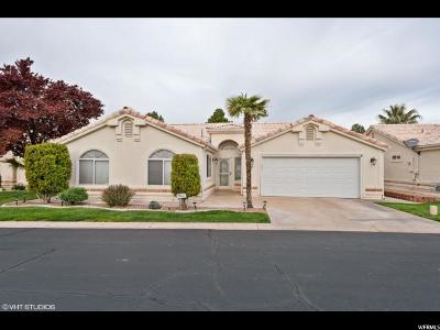 St. George Townhouse For Sale: 225 N Valley View Dr