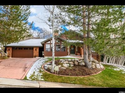 Bountiful Single Family Home For Sale: 2072 E Ridgehill Dr