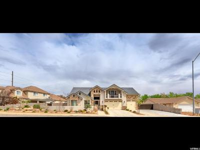 St. George Single Family Home For Sale: 1972 Lava Flow Dr