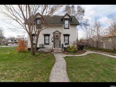 Provo Single Family Home For Sale: 184 E 500 N