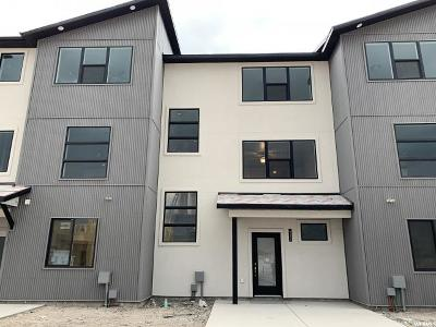 Townhouse Under Contract: 412 S Willow Leaf Rd W #201