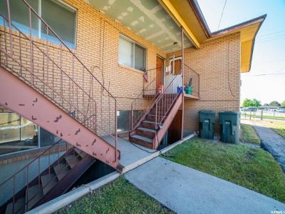 Ogden Multi Family Home For Sale: 1020 E 7th St S