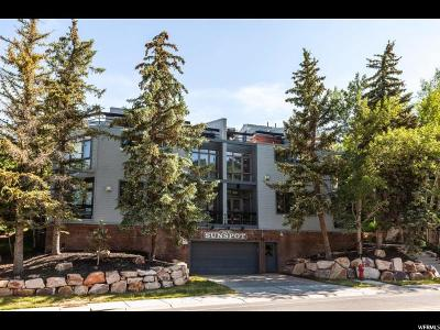 Park City Townhouse For Sale: 625 Deer Valley Dr #B-3