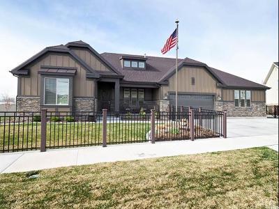 Draper Single Family Home For Sale: 12118 S Steadman Farms Cv W