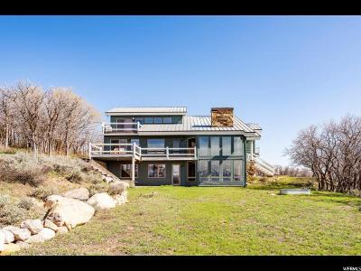 Park City Single Family Home For Sale: 2 Red Hawk Ln