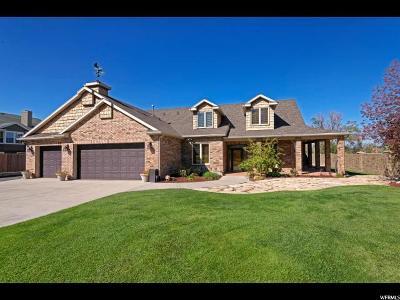Draper Single Family Home For Sale: 13084 S Fort St