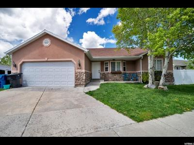 Payson Single Family Home For Sale: 1424 S 100 E