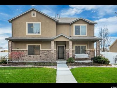 Springville Single Family Home For Sale: 1157 W 1325 S