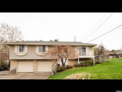 Bountiful Single Family Home For Sale: 2941 S 100 W