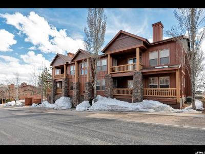 Wasatch County Condo For Sale: 1779 W Fox Bay Dr #N102