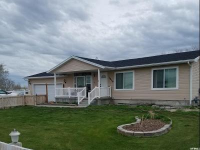 Grantsville UT Single Family Home For Sale: $359,000