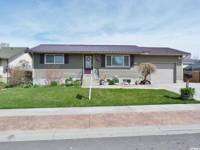 Tremonton Single Family Home Backup: 481 W 660 S