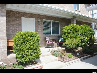 Brigham City Townhouse Under Contract: 750 S 400 E #39