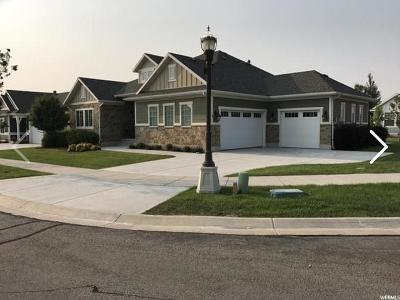 Wasatch County Single Family Home For Sale: 2717 E Water Wheel Ct