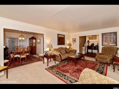 Sandy Single Family Home For Sale: 8564 S Escalante Dr E