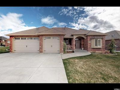 Weber County Single Family Home For Sale: 1943 E Hampton Green Way S