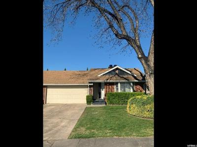 St. George Townhouse For Sale: 250 S 300 E #3