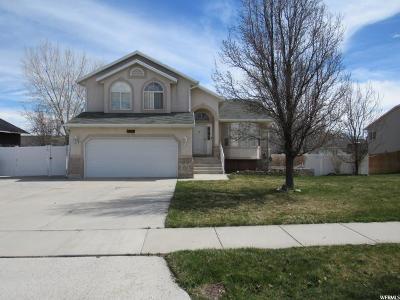 West Jordan Single Family Home For Sale: 8861 S Boulder Wash Ln W