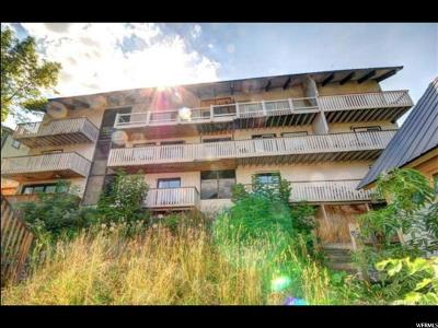 Park City Condo For Sale: 524 Woodside Ave #7