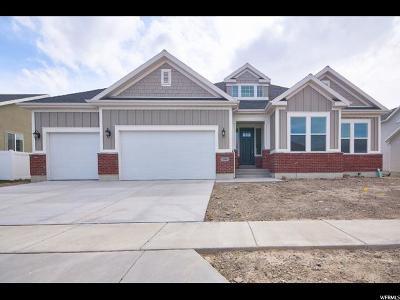 Lehi Single Family Home For Sale: 2498 N Circle C Way