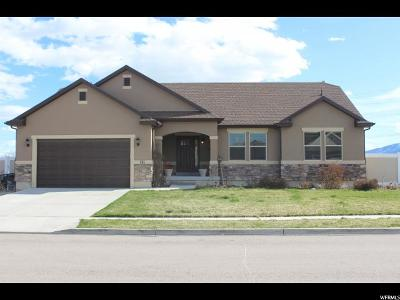 Lehi Single Family Home For Sale: 261 W 1200 S