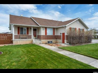 Spanish Fork Single Family Home For Sale: 3077 E 1480 S