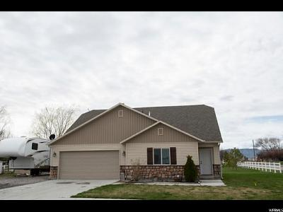 Tremonton Single Family Home Backup: 234 S 900 W