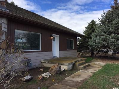 Grantsville Single Family Home For Sale: 650 E Main St S