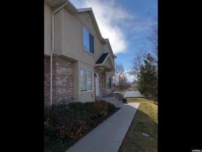 Orem Townhouse For Sale: 365 E 760 N