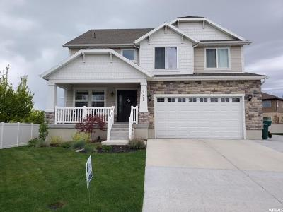 Orem Single Family Home For Sale: 1772 W Springwater Dr
