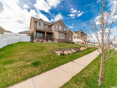 West Jordan Single Family Home For Sale: 8632 S Millrace Bend Rd