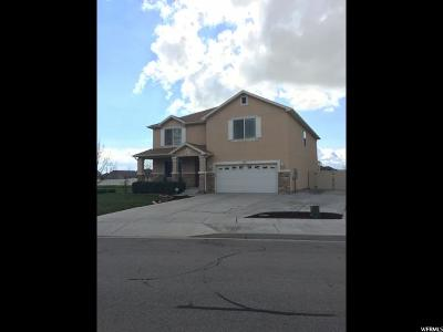 Lindon Single Family Home Under Contract: 573 N 1660 W