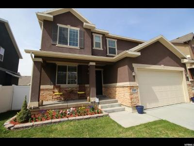 Layton Single Family Home For Sale: 3343 N Osprey Way