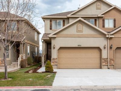 Eagle Mountain Townhouse For Sale: 8054 N Clearwater Rd E