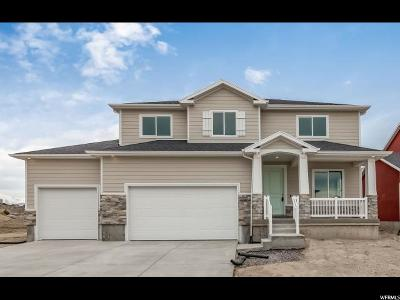Eagle Mountain Single Family Home Under Contract: 4289 E Harvest Crop Dr N