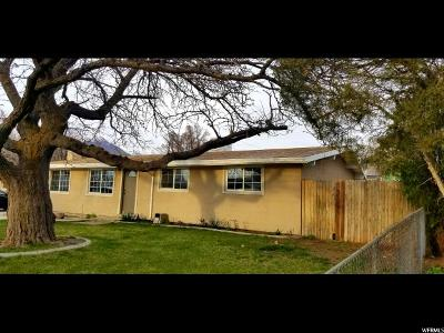 Orem Single Family Home For Sale: 536 N 980 W