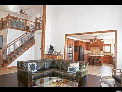 Park City Single Family Home For Sale: 5405 Bobsled Blvd