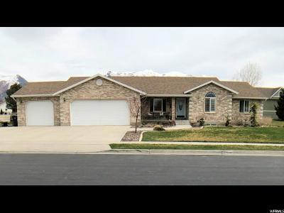Highland Single Family Home For Sale: 10146 N 5950 W